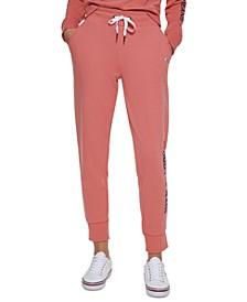Linear Logo Jogger Pants