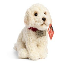 Fao Schwarz Labradoodle Puppy Dog Plush Toy, Created for Macy's