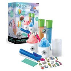 Discovery #Mindblown Food Science Kit Frozen Treats