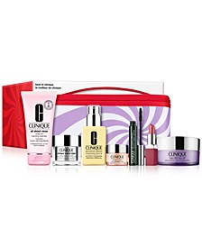 Clinique 8-Pc. Best Of Clinique Set - Only $49.50 with any $35 Clinique purchase! A $247 value.