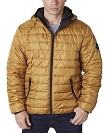 Men's Lightweight Puffer Jacket