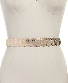 Fish Scale Stretch Belt, Created for Macy's