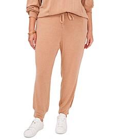 Plus Trendy Cozy Jogging Pants