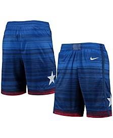 Men's Navy USA Basketball 2020 Summer Olympics Limited Swingman Shorts