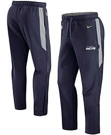 Men's College Navy Seattle Seahawks Sideline Showout Pants