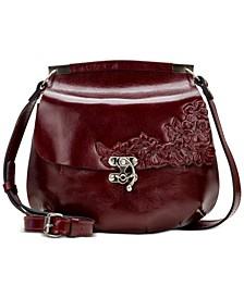 Veneto Leather Crossbody