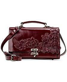 Charonne Leather Satchel