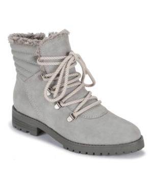 Dennison Faux Fur Lug Sole Boots Women's Shoes