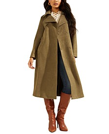 Baraa Belted Trench Coat