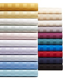 Stripe 100% Supima Cotton 550 Thread Count Sheet Sets, Created for Macy's