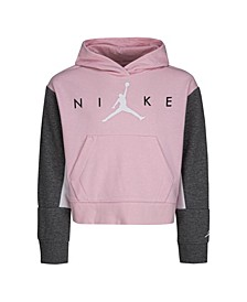 Big Girls Jumpman by Nike Pullover Sweatshirt