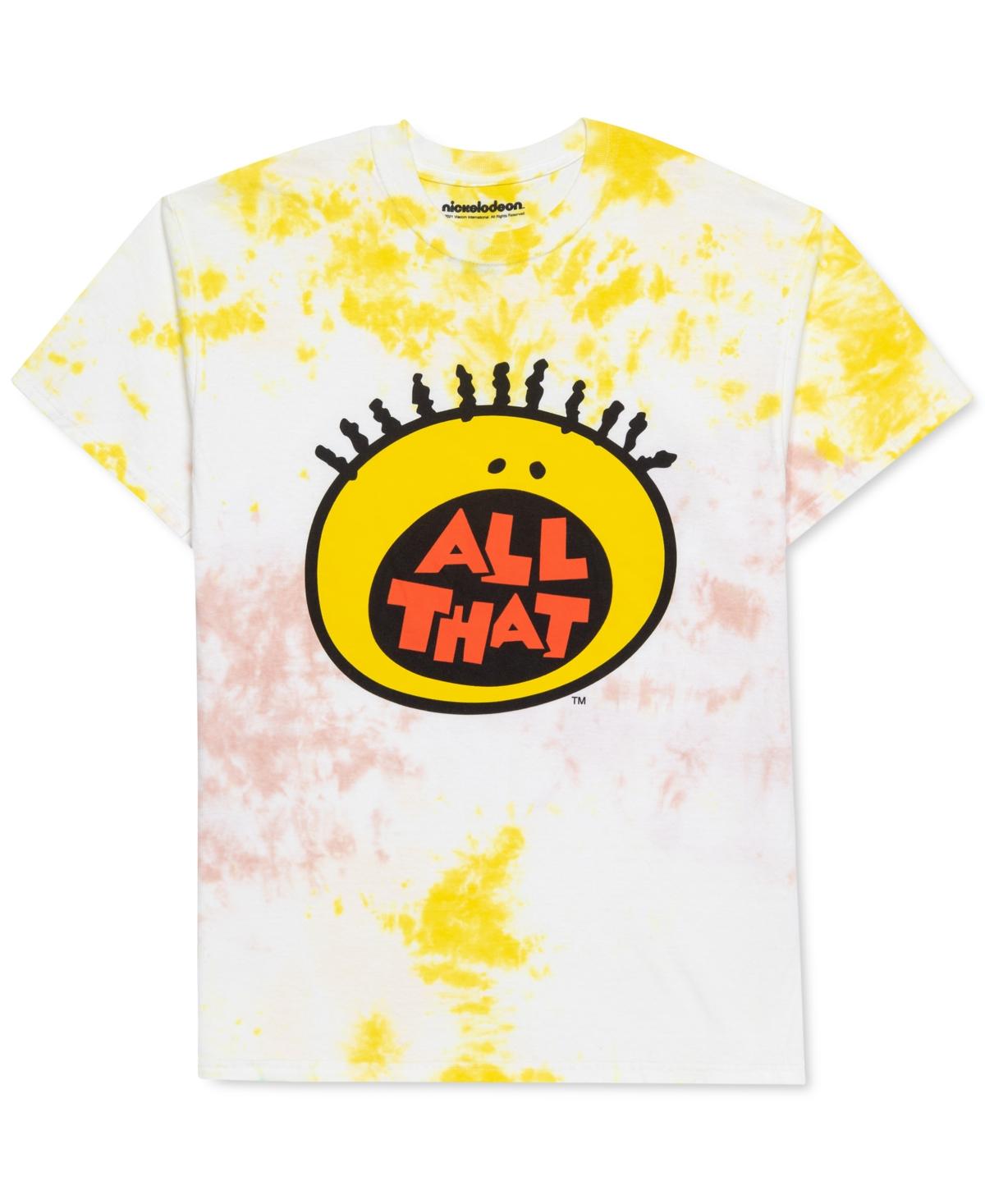 All That Tide Dye Men's Graphic T-Shirt