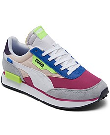 Women's Future Rider Play On Casual Sneakers from Finish Line