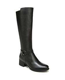 Davis Wide Calf High Shaft Boots