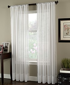 Sheer Soho Voile Window Treatment Collection