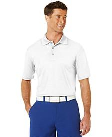 Men's Airflux Solid Golf Polo Shirt