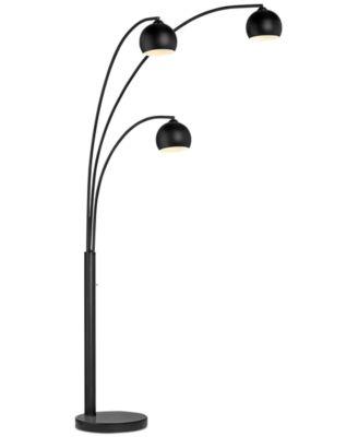 pacific coast crosstown arc floor lamp
