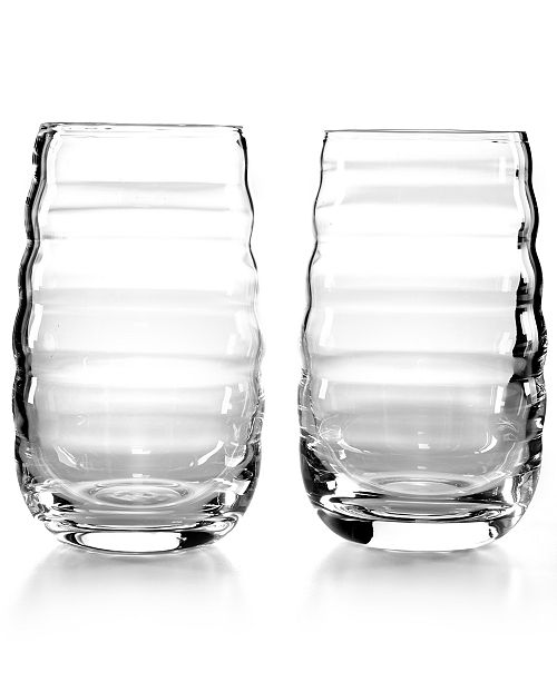 Portmeirion Sophie Conran Set of 2 Highball Glasses