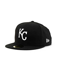New Era Kansas City Royals MLB B-Dub 59FIFTY Cap