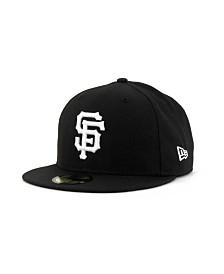 New Era San Francisco Giants MLB B-Dub 59FIFTY Cap