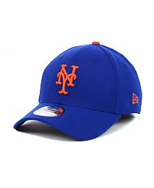 New Era New York Mets MLB Team Classic 39THIRTY Stretch-Fitted Cap