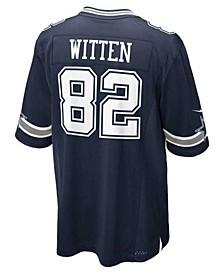 Kids' Jason Witten Dallas Cowboys Game Jersey, Big Boys (8-20)