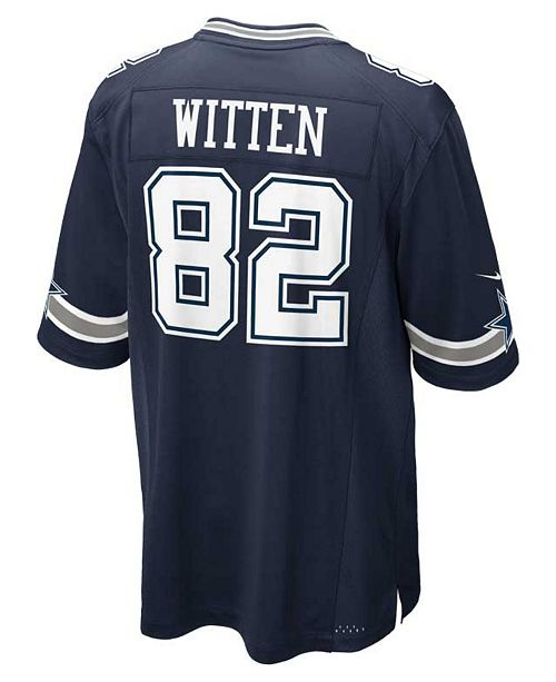 eec864e9b6d Nike Kids  Jason Witten Dallas Cowboys Game Jersey