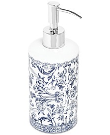 Damask Lotion Dispenser