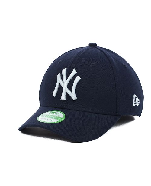 9c748425c3d ... New Era New York Yankees Team Classic 39THIRTY Kids  Cap or Toddlers   ...