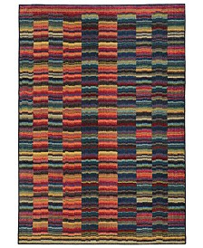 """CLOSEOUT! PANTONE UNIVERSE™  Expressions 603X 4' x 5'9"""" Area Rug"""