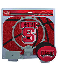 Jarden Sports North Carolina State Wolfpack Slam Dunk Basketball Hoop Set