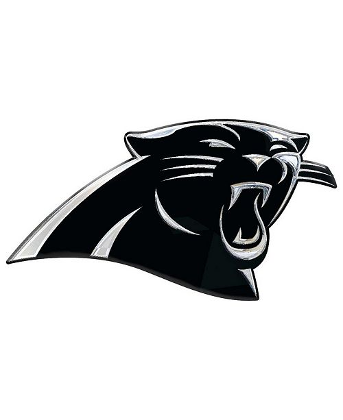 Stockdale Carolina Panthers Auto Sticker