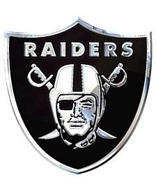 Oakland Raiders Auto Sticker