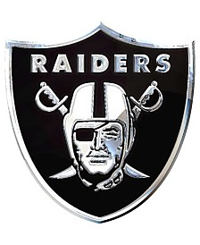 Stockdale Oakland Raiders Auto Sticker