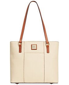 Dooney & Bourke Pebble Small Lexington Tote