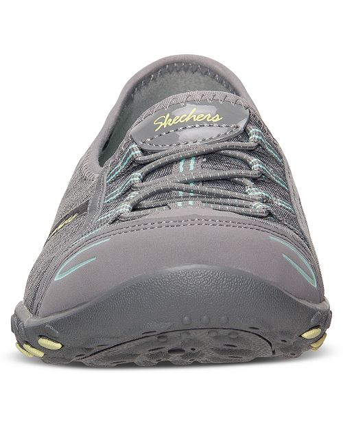 199535905aec ... Skechers Women s Relaxed Fit Breathe Easy Good Life Memory Foam Casual  Sneakers from Finish Line ...