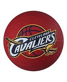 Spalding Cleveland Cavaliers Size 3 Primary Logo Basketball