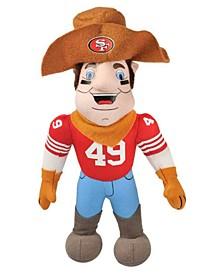 San Francisco 49ers 8-Inch Plush Mascot