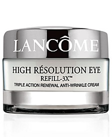 High Résolution Refill-3X Anti-Wrinkle Eye Cream, 0.5 oz