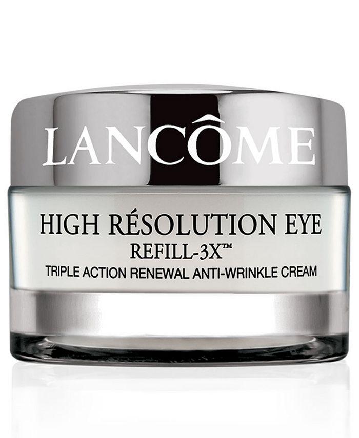 Lancôme - High Résolution Refill-3X Triple Action Renewal Anti-Wrinkle Eye Cream, .5 oz