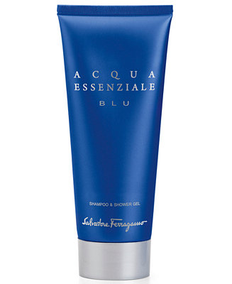 salvatore ferragamo acqua essenziale blu shampoo shower gel 6 8 oz shop all brands beauty. Black Bedroom Furniture Sets. Home Design Ideas