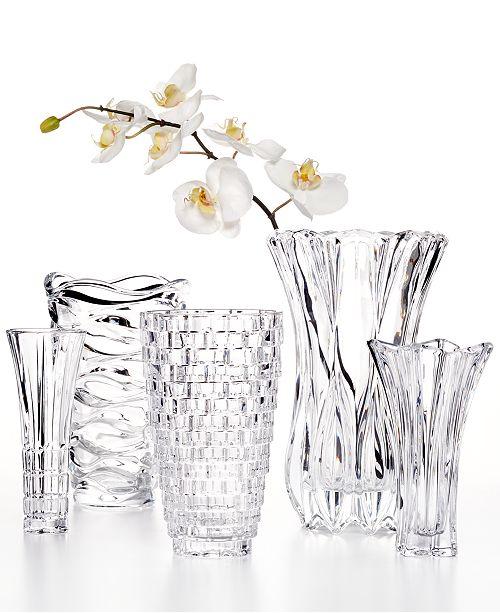 Mikasa Florale Vase 14 Bowls Vases Macys
