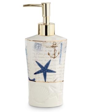 Avanti Antigua Soap and Lotion Dispenser Bedding