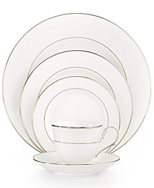 Lenox Opal Innocence Stripe 5-Piece Place Setting