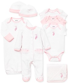 b8ab03addcf0d Little Me Baby Girls Prima Ballerina Gift Bundle