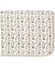 Baby Boys Safari Blanket