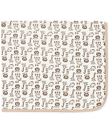 Little Me Baby Boys Safari Blanket