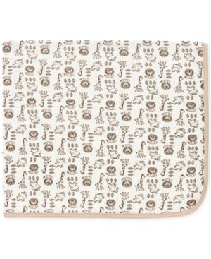 Little Me Baby Boys' Safari Blanket