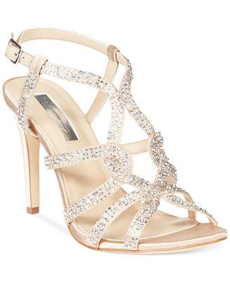 Inc International Concepts Women S Randii Evening Sandals