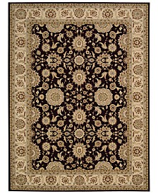 "CLOSEOUT! Nourison Persian King PK02 3'9"" x 5'9"" Area Rug"